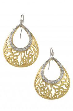 Jordyn Filigree Earrings -  Stella & Dot