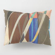 Sliced Rocks Pillow Sham