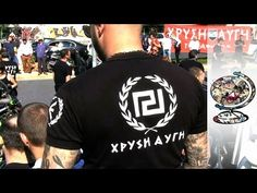 Thug Politics - Greece: The rise of the Golden Dawn political party, they claim they are saving modern Greece, but are they preaching a neo-nazi ideology? Greece Economy, Country Information, Tv Show Music, European History, Mirror Image, How To Run Longer, Human Rights, Documentaries, The Past
