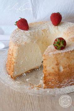 Angel Cake torta Non sa di niente ma è bellissima!