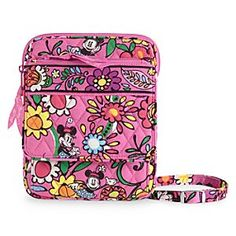18effa4bac Just Mousing Around Mini Hipster Bag by Vera Bradley. More from Vera Bradley  at Disney
