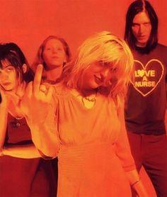 Courtney Love and Hole