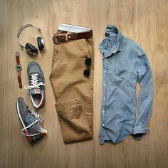 Casual wear...