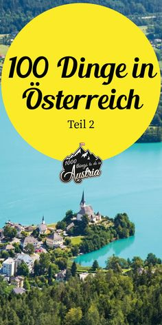 Reisen In Europa, Beautiful Places In The World, In 2019, Holiday Travel, Austria, Stuff To Do, Camping, Wanderlust, Around The Worlds