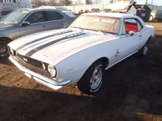 1967 CHEVROLET CAMARO - easyexport.us/cars-for-sale/FLOOD_-_SALVAGE_1967_CHEVROLET_CAMARO_27851942