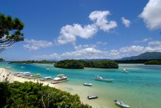 Kabira, Ishigaki island, Okinawa, Japan