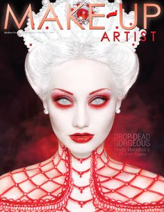 Make-Up Artist Magazine, Issue No. 98 September / October 2012 Two Covers! BIG CONGRATS to our good friend Nelly on landing another cover!