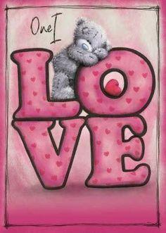 Tatty teddy one love