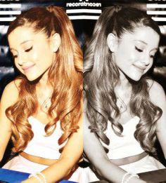 Ariana Grande edit cute