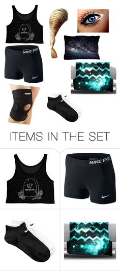 """""""So Guys I messed my knee up again."""" by grace-hobson ❤ liked on Polyvore featuring art"""