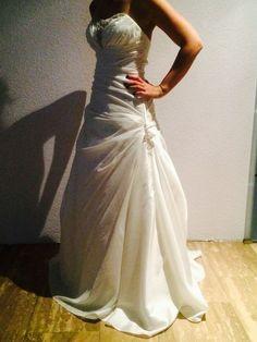 ♥ Prinzessinnen Brautkleid ♥  Ansehen: http://www.brautboerse.de/brautkleid-verkaufen/prinzessinnen-brautkleid-4/   #Brautkleider #Hochzeit #Wedding
