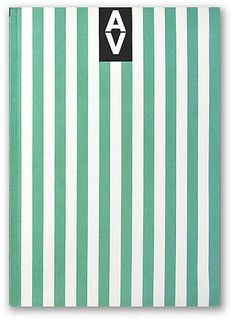 Minty stripes!