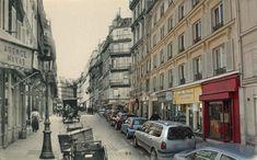 Rue de Vintimille dans le 9e arrondissement (Crédit Image : Golem 13)