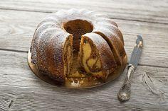 Bábovka ako mramor - Recept pre každého kuchára, množstvo receptov pre pečenie a varenie. Recepty pre chutný život. Slovenské jedlá a medzinárodná kuchyňa