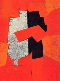 Serge Poliakoff - pratique artistique et histoire de l'art: Chut... chutes et rechutes de tricot