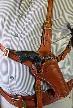 Doc Holliday Holster by Martin & Son Makers