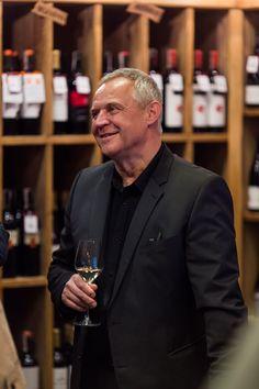 Marek Kondrat na otwarciu sklepu patronackiego w Opolu