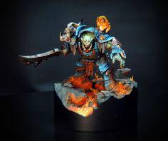 Fire-realm Megaboss