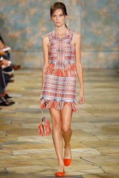 fe577dee178f Tory Burch Spring 2016 Ready-to-Wear Fashion Show