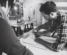The start of something new. Designing a bespoke kitchen Bespoke Kitchens, Something New, Meant To Be, News, Poetry, Instagram, Design, Poetry Books