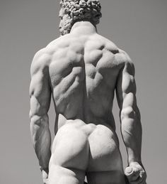 """"""" Hercules """", Baccio Bandinelli - Arte Neoclasico -"""