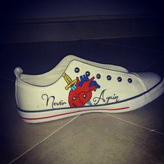 Nuevas zapatillas! Pronto terminadas