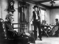 HIGH NOON - Gary Cooper seeks help from old lawman Lon Chaney Jr. - Directed by Fred Zinneman - United Artists. Native American Movies, American Actors, Hooray For Hollywood, Golden Age Of Hollywood, Leap Year Babies, Fred Zinnemann, Lloyd Bridges, Lon Chaney Jr, Lee Van Cleef