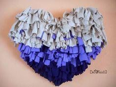 decoriciclo: Un cuore di stracci Ballet Skirt, Ruffle Blouse, Skirts, Women, Fashion, Moda, Tutu, Fashion Styles, Skirt