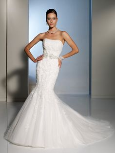 Sophia Tolli - Bridal»Style No. Y11227 » Sophia Tolli