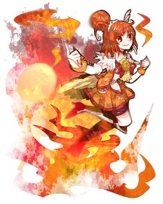 Cure Sunny fanart Sunny Images, Smile Pretty Cure, Cute Little Drawings, Spice And Wolf, Mermaid Melody, Art Folder, Glitter Force, Kawaii, Cartoon Shows