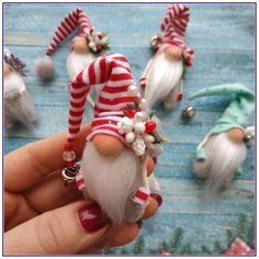20 Christmas gnome ornaments a quick, delightful craft 00018 - Home . - 20 Christmas Gnome Ornaments A Fast, Delightful Craft 00018 – Home Inspiration – # Adorable - Gnome Ornaments, Diy Christmas Ornaments, Diy Christmas Gifts, Christmas Projects, Holiday Crafts, Christmas Decorations, Santa Gifts, Christmas Wreaths, Nordic Christmas