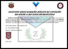 | MASONIC PRESS AGENCY | : CONVITE para os Graus Filosóficos no Rio Grande do...