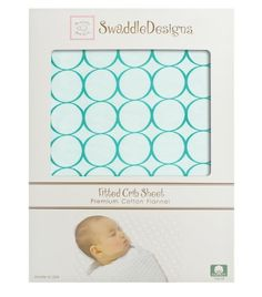 SwaddleDesigns Jewel Tone Mod Circle Fitted Crib Sheet, Turquoise by SwaddleDesigns, http://www.amazon.com/dp/B007PDID36/ref=cm_sw_r_pi_dp_35Tjrb17CKNH6
