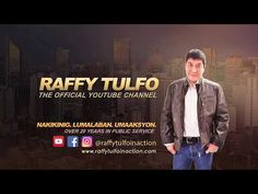 Raffy Tulfo in Action - YouTube Husband Quotes, Public Service, 20 Years, Behind The Scenes, Channel, Politics, Youtube, Idol, Action