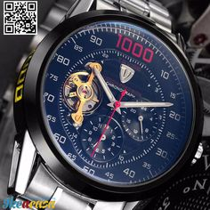 Ikeacasa Montre Orologio Uhr часы Reloj Business Waterproof Self-Wind Clock Fashion Luxury Relogio Men's Watches Automatic Watch Mechanical Watches - Ikeacasa, Toys & Children, Home & Garden, Computers, Imagery & Network, Funny & original gifts