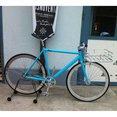 #Bikeporter manillar con transportin delantero incorporado #avantumbikes