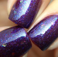 Frenzy Polish - This Chick Runs With Vampires
