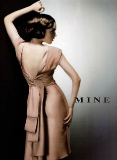 Mine F/W 07.08 : Coco Rocha