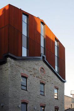 HG Arhitektuur, Sven Soome, Martin Siplane · The Flour Storage