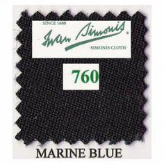 Kit tapis Simonis 760 7ft UK Marine Blue - 140,00 €  #Jeux