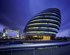 London City Hall (Architect - Sir Norman Foster) London, England by Tom Mackie    http://www.tommackie.com/gallery/view/category/architecture/images-per-page/20/page/9/#