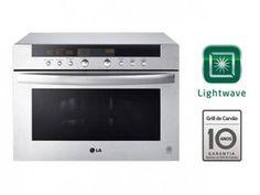 Forno Elétrico com Micro-ondas Multifuncional - LG Solar DOM 5 em 1 38 litros com as melhores condições você encontra no Magazine Lojadilar. Confira!