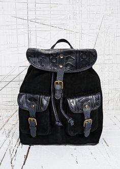 Un sac à dos aztèque