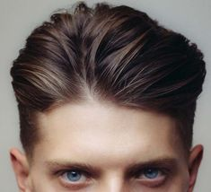 Mens Hairstyles Side Part, Men's Hairstyles, Haircuts For Men, Hair Cuts, Hair Styles, Fashion, Men Hair Cuts, Men Haircuts, Haircut Designs