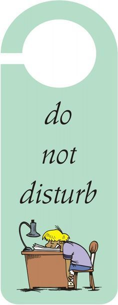 Free Printable Do Not Disturb Door Hanger Options To Customize