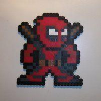 Deadpool by ElisBeadSprites on deviantART