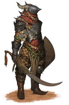 Nomad Warrior, Ariel Perez on ArtStation at https://www.artstation.com/artwork/ozrDJ