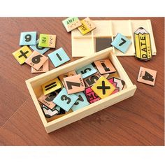 $6.39 Creative Number Math Baby Fridge Magnets