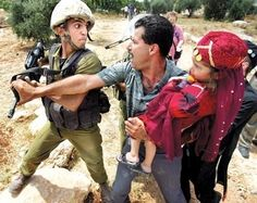 Israel Kidnaps, rapes, tortures and kills Palestinian children everyday.