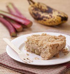Crumble bananes rhubarbe - Ôdélices : Recettes de cuisine faciles et originales !